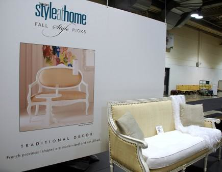 2007 Calgary Home Interior Design Show Feature Style At