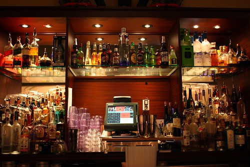 Bar at Mayorga Lounge