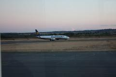 Landing at Aéroport Rodez-Marcillac