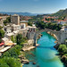 River Neretva and the City of Mostar