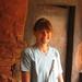 Small photo of Grethe at Abuna Yemata Guh