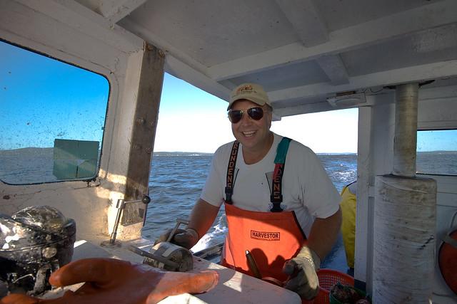 Lobster Fishing License Rhode Island