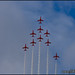 Southport Airshow '08 - The Red Arrows