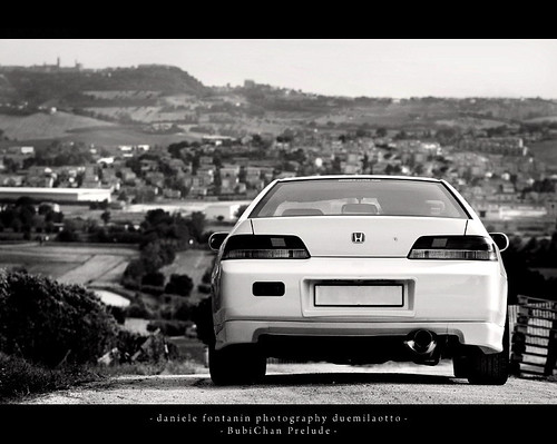 Honda Prelude - WEST COAST CREW