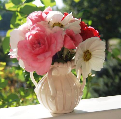 Decorare casa con i fiori: le composizioni della primavera