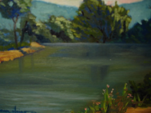 Italian Riverbank