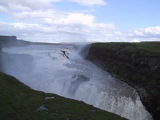Gulfloss Waterfall, Iceland