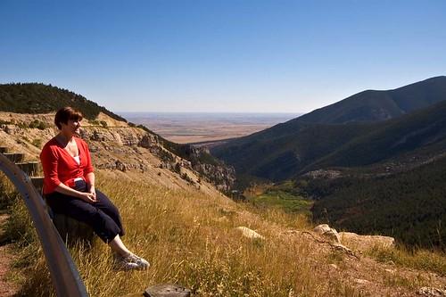 mountains wyoming bighorn kathleenblayney