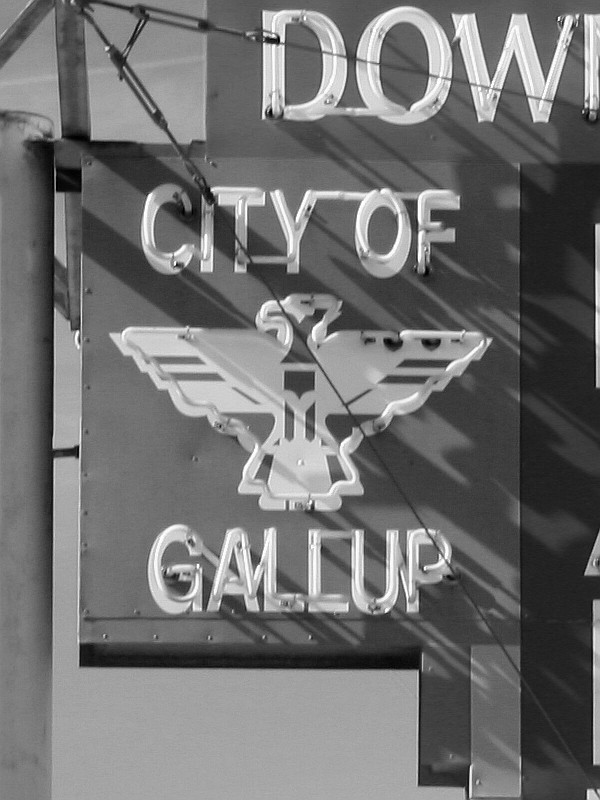 City of Gallup's Downtown Parking
