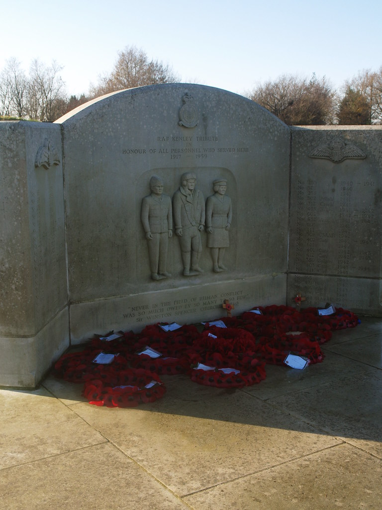 December 17, 2008: Riddlesdown to Kingswood War memorial