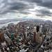 New York Skyline by geoftheref
