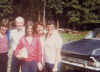 1964 Chrysler New Yorker & Fam in 1979