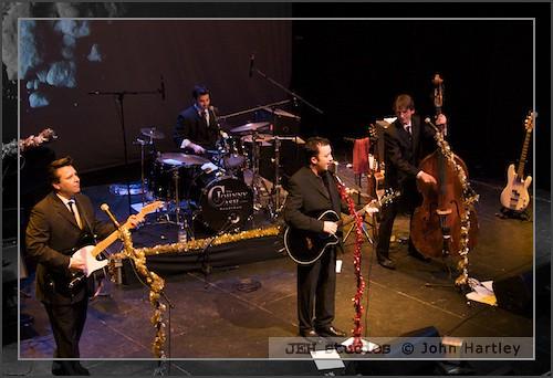 Johnny Cash Roadshow Christmas Show - Artrix Theatre, Bromsgrove