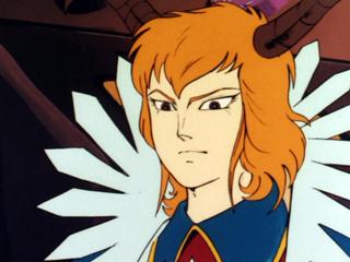 090108 - 在多數機器人動畫中擔任「美形反派」幕後代言人的老牌聲優市川治,於本月2日因為心臟衰竭而去世(3/5):海內爾王子