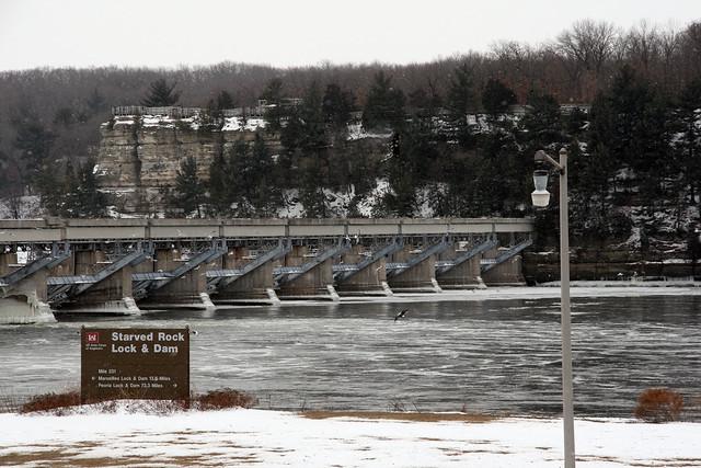 Starved Rock Lock & Dam
