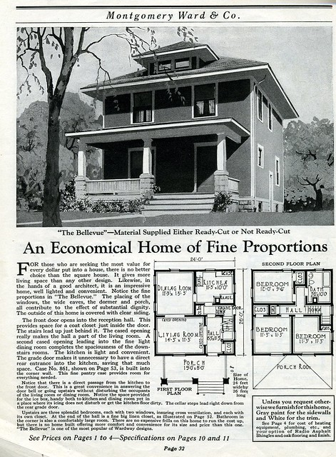 Antique House Plans Flickr Photo Sharing