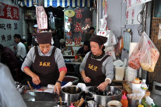 台南富盛號碗粿