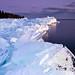 Stoney Point 2-3-09 by Shawn Thompson - Lake Superior Photographer