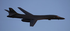B-1B Lancer long-range bomber