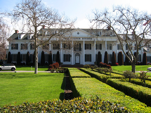 1  A location used in Gone With the Wind - in Culver City  Flickr - Photo Sharing!