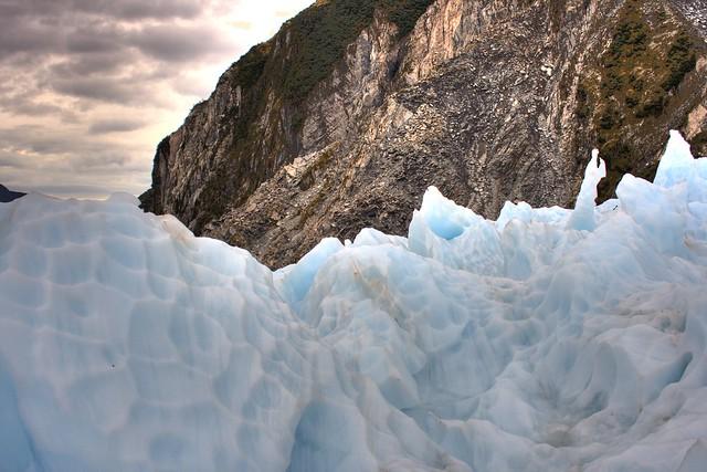 Franz Josef Glacier HDR