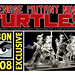 TMNT Black & White Box Set Comic Con Exclusive  4 pack with ALL accessories & Stands // To be Signed :: Certificate by Peter Laird i [[ NECA ONLINE PIX ]]