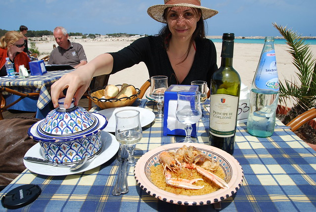 Cous Cous di Pesce a San Vito Lo Capo #1