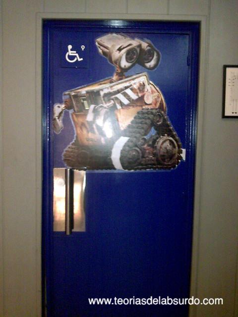 Se Al Tica De Un Lavabo Para Discapacitados Flickr