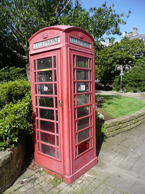 Quartier siam brest cabine t l phonique proximit de la place de la tou - Etagere cabine telephonique ...