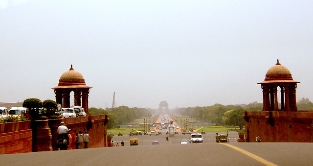India Gate by Balaji.B, on Flickr