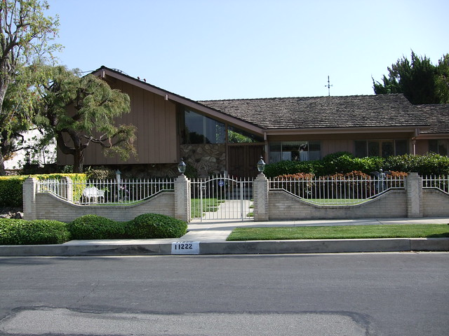 The Brady Bunch House Flickr Photo Sharing