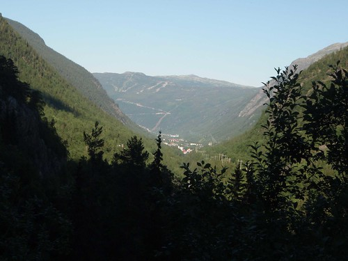 Rjukan doesn´t get any sun in winter