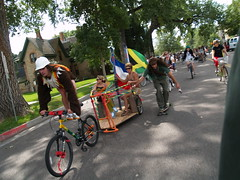 Tour de Fat Bicycle Parade