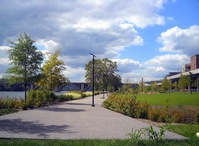 Georgetown Waterfront Park Flickr Photo Sharing