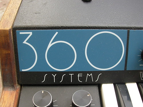 360 SYSTEMS VINTAGE SYNTH by Matrixsynth