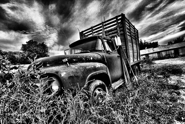 truck,Canon City,CO.