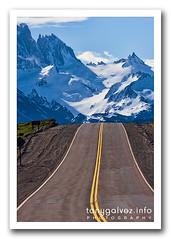 ruta 23, El Chaltén, Patagonia