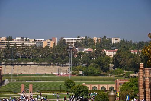 UCLA dorms