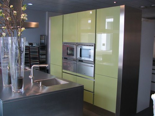 Keuken Olijfgroen : showroom keuken olijfgroen 001 Flickr – Photo Sharing!