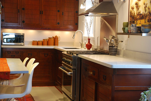 Kitchen cabinets asian style kitchen cabinets for Oriental kitchen designs