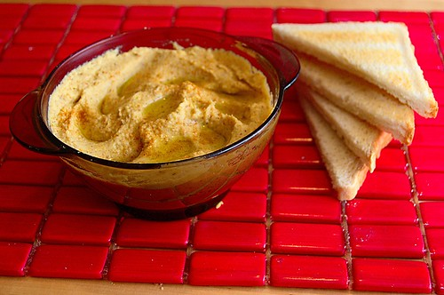 You need a food processor for Hummus