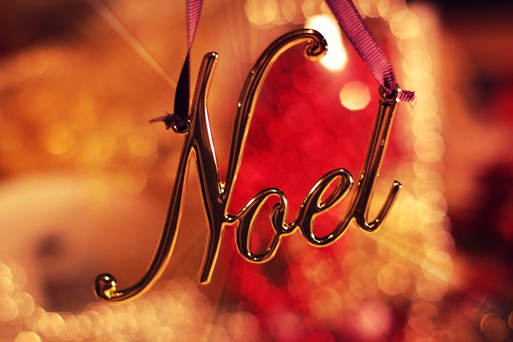 Noel Bokeh Wednesday : Randomville #24/365