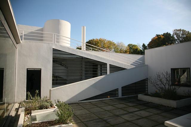 Terrasse Villa Savoye : architecture a gallery on Flickr