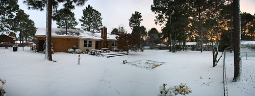 sunset panorama cold ice home woods outdoor northcarolina panoramic fayetteville patiofurniture canonxsi