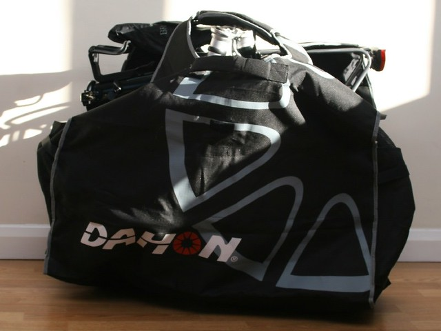 Dahon Bag El Bolso http://www.flickr.com/photos/33668712@N05/3268477885/