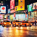 New York – Times Square – Wet Streets by Philipp Klinger Photography