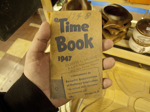 Time Book.