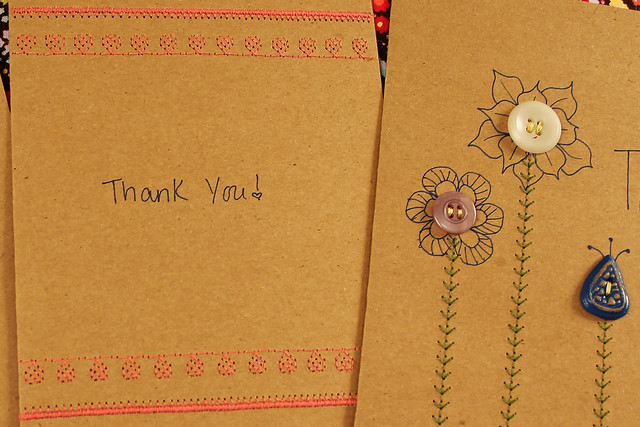 Diy embroidered greeting cards flickr photo sharing