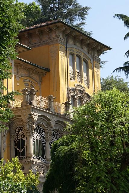 Villa Scott Corso Giovanni Lanza