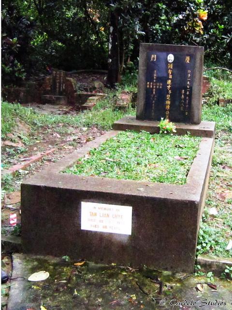 Bukit Brown - Tomb of Chan Cho Nam 01